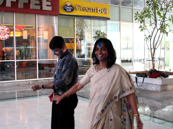 Sumeet and Indrani