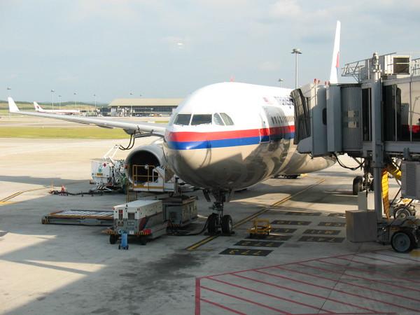 Flight from Kuala Lumpor to Delhi