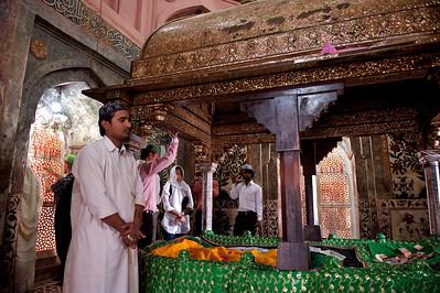 Tomb of Salim Chisti, Fatehpur Sikri.