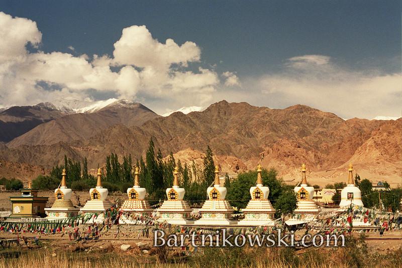 Gompas in Ladakh, India, Himalayas