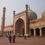 Jama Masjid Moque, Old Delhi