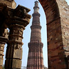 01/19/06: QUTB-MINAR - The highest stone tower in India and a perfect example of minar to exist anywhere in the world.