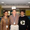 01/20/06: Indrani, Tom, and Amit.