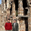 01/19/06: Sumeet Goswami, a Trinity Project Management colleague, who was my tour guide through Delhi.