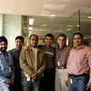 01/20/06: The Trinity Project Management Team: Gurdev, Samir, Pritam, Sumeet, Tom, and Vikram.