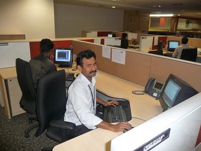 Veeramani - Linux team member
