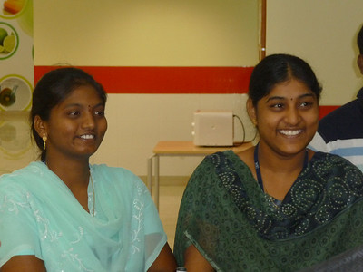 2 of the Unix team members....