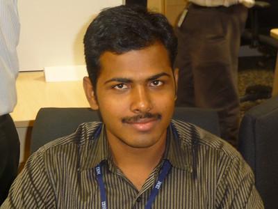 Mohan - Linux team member