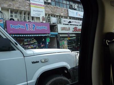 Baskin Robbins? Yeah!