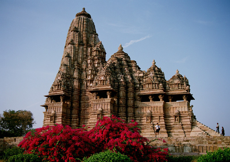 """The greatest masterpieces of medieval Hindu architecture."""