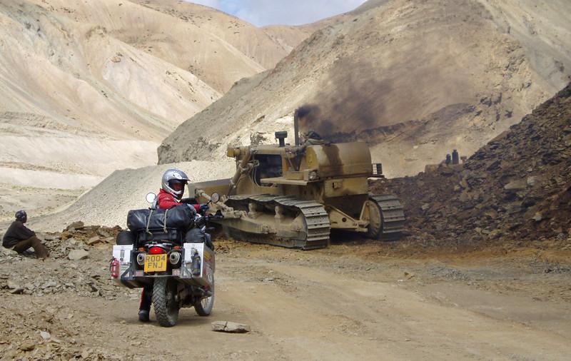 Leh - Srinigar road
