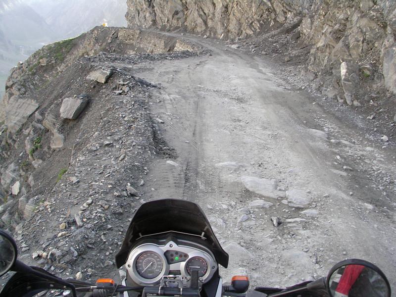 Leh - Srinagar Road. Nr Sonnamarg