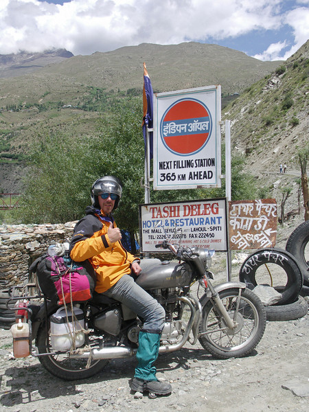 Manali - Leh Road. Day 1