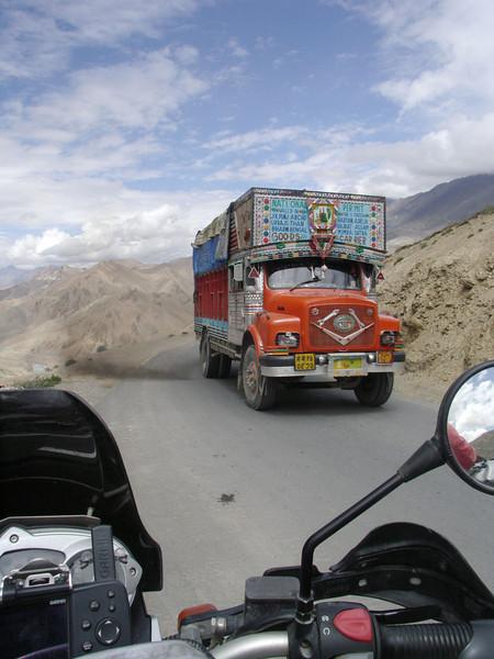 Leh - Srinagar Road
