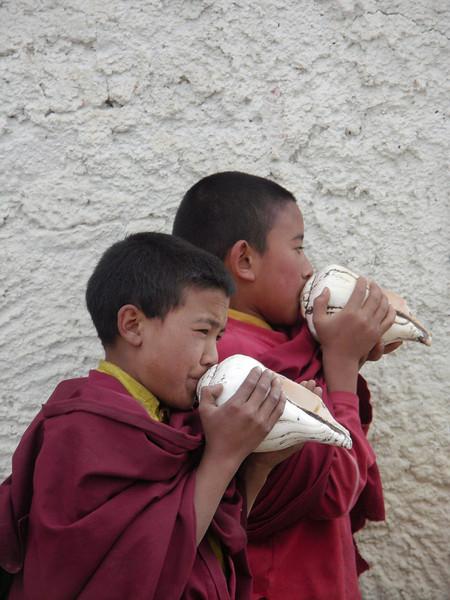 Lamayuru Monastery.