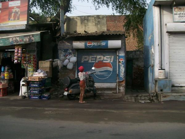 India May 2007