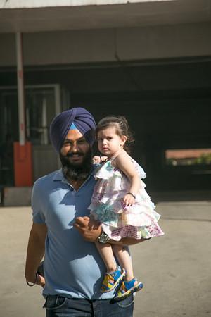 India May 2013
