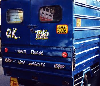 Truck, New Delhi.
