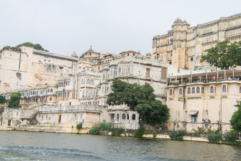 Udaipur, the Venice of India.