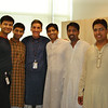 102006: PM Team wearing their Kurta Pajamas.