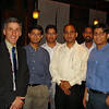 101806: PM Team Dinner: Tom, Samir, Vardan, Pritam, Yogesh, and Bhupendra.