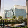 102006: The WNS Trinity teams are located here at Infinity Towers in Gurgaon.