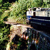 Shimla Mountain Railway in 1996.