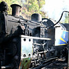 100-year old steam engine takes 45 people to Ooty Hill Station.