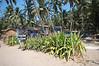 Bungalows, Goa beach