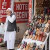 Contemplating........<br /> <br /> Paharganj, Delhi