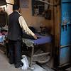Laundry man, Delhi
