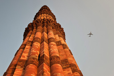 Qutab Minar, tallest minaret in India