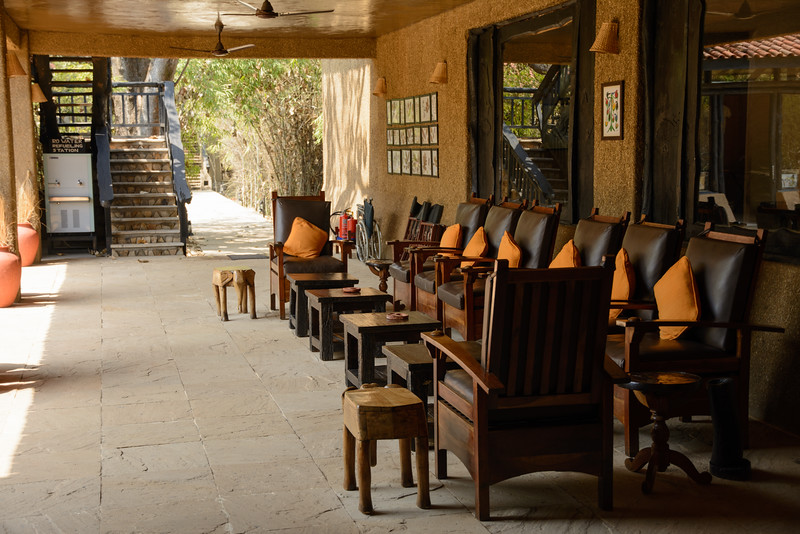 After two days of travel, we arrived at the Kings Lodge near Bandhavgarh National Park.  This national park in central India was founded in 1968.