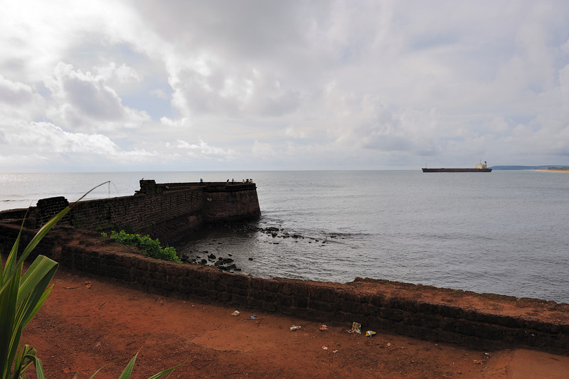 Goa's known history stretches back to the 3rd century BC, when it formed part of the Mauryan Empire.[5] It was later ruled by the Satavahanas of Kolhapur, around 2000 years ago it was passed on to the Chalukya Dynasty, who controlled it between 580 to 750. Over the next few centuries Goa was successively ruled by the Silharas, the Kadambas and the Chalukyas of Kalyani, rulers of Deccan India.[6]<br /> In 1312, Goa came under the governance of the Delhi Sultanate. However, the kingdom's grip on the region was weak, and by 1370 they were forced to surrender it to Harihara I of the Vijayanagara empire. The Vijayanagara monarchs held on to the territory until 1469, when it was appropriated by the Bahmani sultans of Gulbarga. After that dynasty crumbled, the area fell to the hands of the Adil Shahis of Bijapur who made Velha Goa their auxiliary capital.<br /> In 1510, the Portuguese defeated the ruling Bijapur kings with the help of a local ally, Timayya, leading to the establishment of a permanent settlement in Velha Goa (or Old Goa).<br /> <br /> <br /> The Portuguese encouraged the spread of Christianity , often with repressive measures leading to a significant population converting to Christianity. The repeated wars of the Portuguese with the Marathas and the Deccan sultanate, along with their repressive releigious policies led to large migrations of Goans to neighbouring areas.<br /> In 1843 the capital was moved to Panjim from Velha Goa. By mid-18th century the area under occupation had expanded to most of Goa's present day state limits. Simultaneously the Portuguese lost other possesions in India until their borders stabilised and formed the Estado da India Portuguesa, of which Goa was the largest territory.<br /> After India gained independence from the British in 1947, Portugal refused to negotiate with India on the transfer of sovereignity of their Indian enclaves. On 12 December 1961, the Indian army commenced with Operation Vijay resulting in the annexation o
