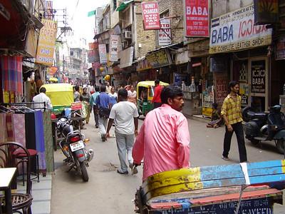 India, September - November 2005