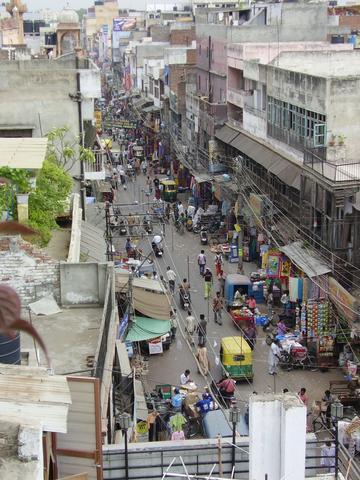 Pahar Ganj Market, Delhi