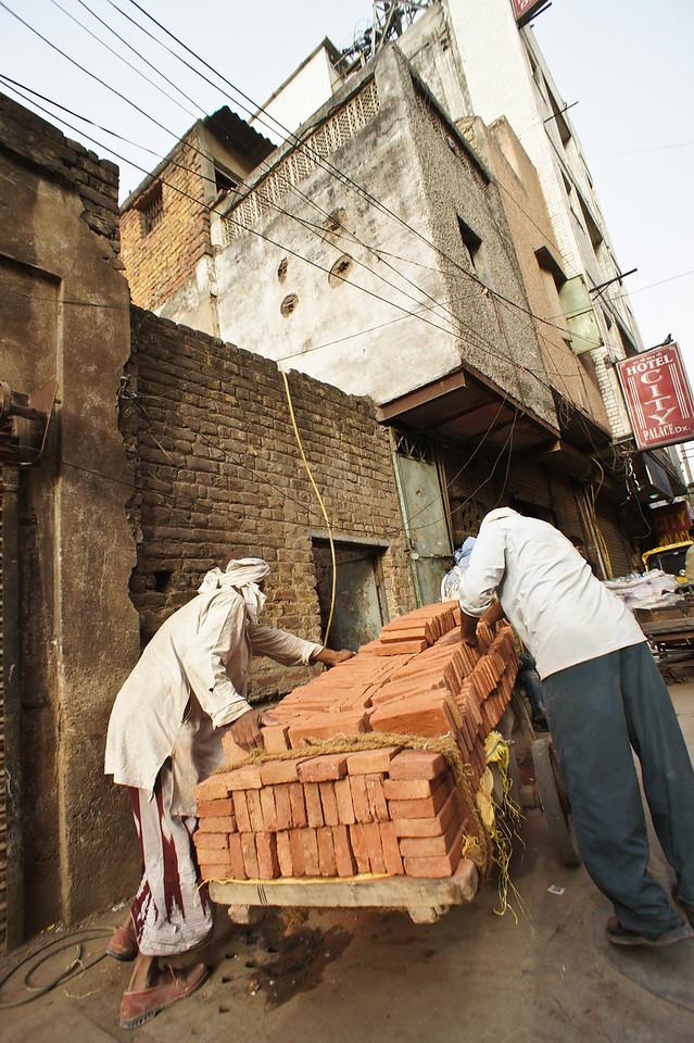 India. Street shots