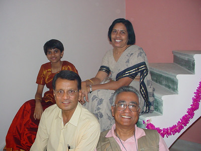 Hem with Ram's family