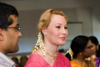 Nair Wedding Reception at Kottarakkara, Jan 18 2009