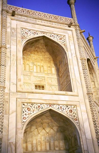 Taj Mahal - Agra, India, April 1999