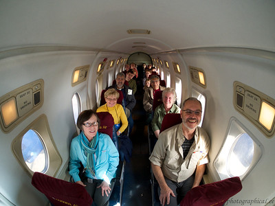 Buddha Air flight to Kathmandu