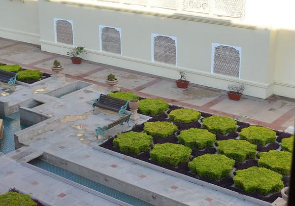 2011 09 10 Jaipur - Rambagh Palace