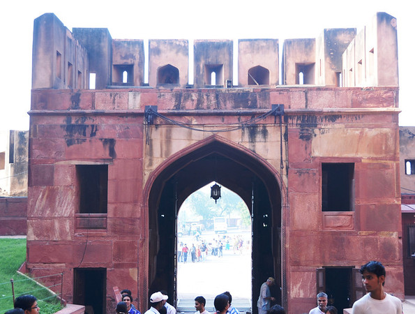 2012 09 29 Agra Fort