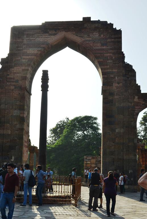 2012 09 30 Qutub Minar