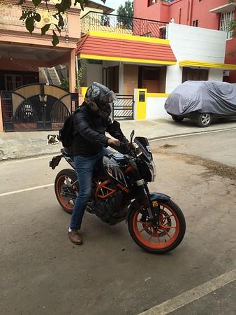 [2015] Bangalore India