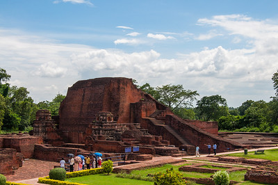 Nalanda Ruins