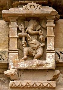 Visvanatha Temple - my favourite god Ganesh