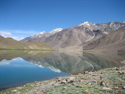 Chandra Tal Lake
