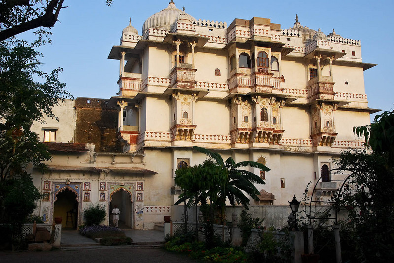 Had 2 nights here at Castle Bijaipur.
