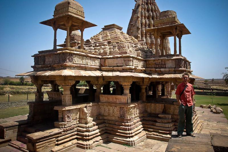 16th Century Shiva temples